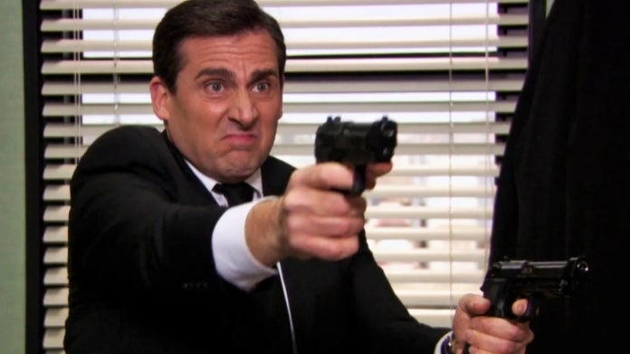 The Office Threat Level Midnight Michael Scott