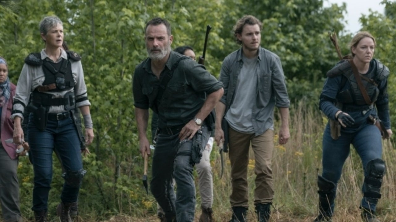 The Walking Dead Star Hopes Andrew Lincoln's Rick Grimes Returns to the Show