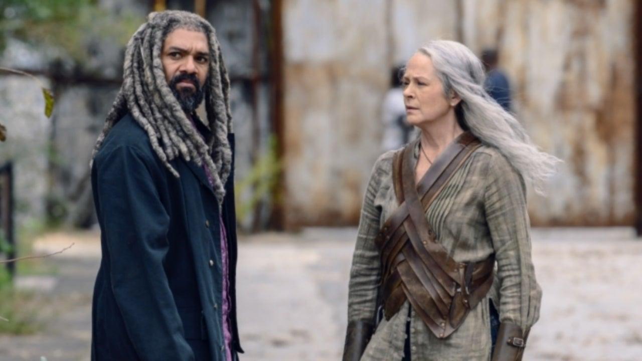 The Walking Dead: Melissa McBride Says Carol and King Ezekiel's Story Isn't Finished