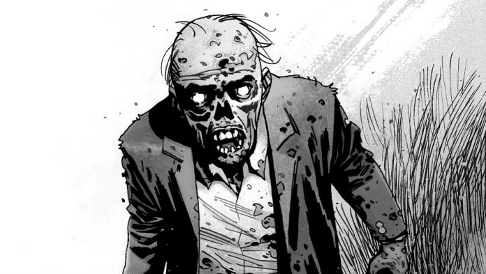 The Walking Dead comic book ending