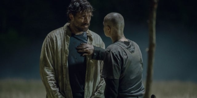 The Walking Dead Star Learned Whisperer Spy Twist at the Last Minute