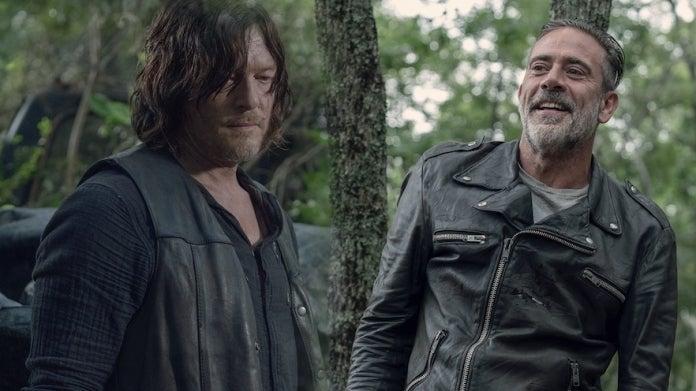 The Walking Dead Daryl Negan comicbookcom