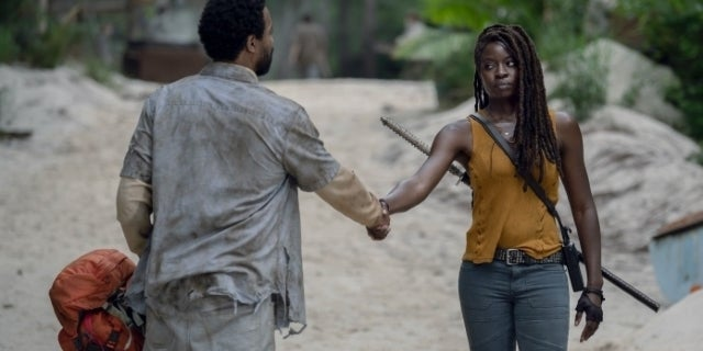 The Walking Dead Showrunner Explains Michonne's Potentially Dangerous Decision