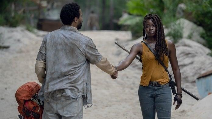 The Walking Dead Michonne Virgil The World Before