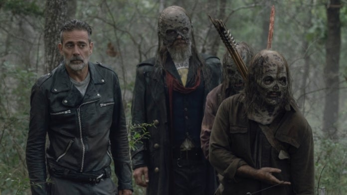 The Walking Dead Negan Whisperers