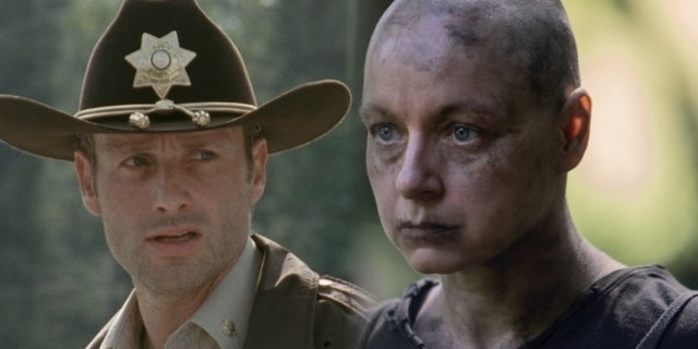 The Walking Dead: Viral Photo Compares the Show at the Beginning and End of the Decade