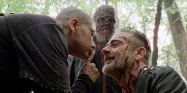 "The Walking Dead: Alpha and Negan's ""Formidable Twosome"" Flips the Show on Its Ass"
