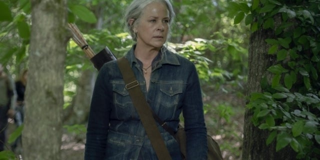 The Walking Dead Star Melissa McBride Didn't Expect Carol to Survive Past the First Season