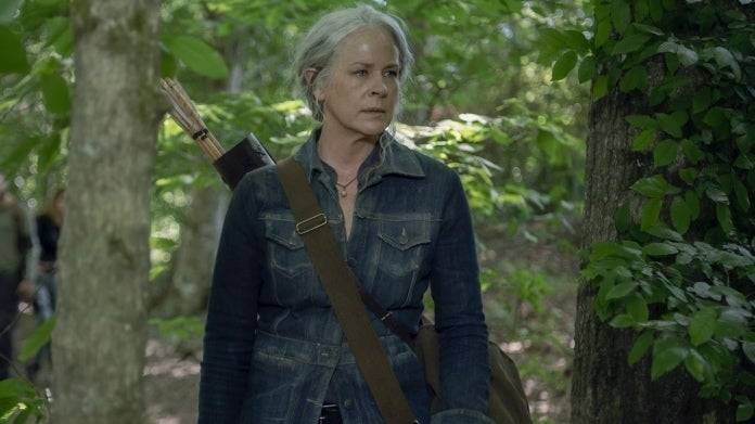 The Walking Dead Season 10 Carol Melissa McBride