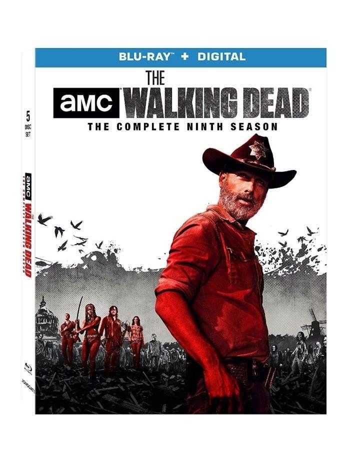 The Walking Dead Season 9 Blu-ray