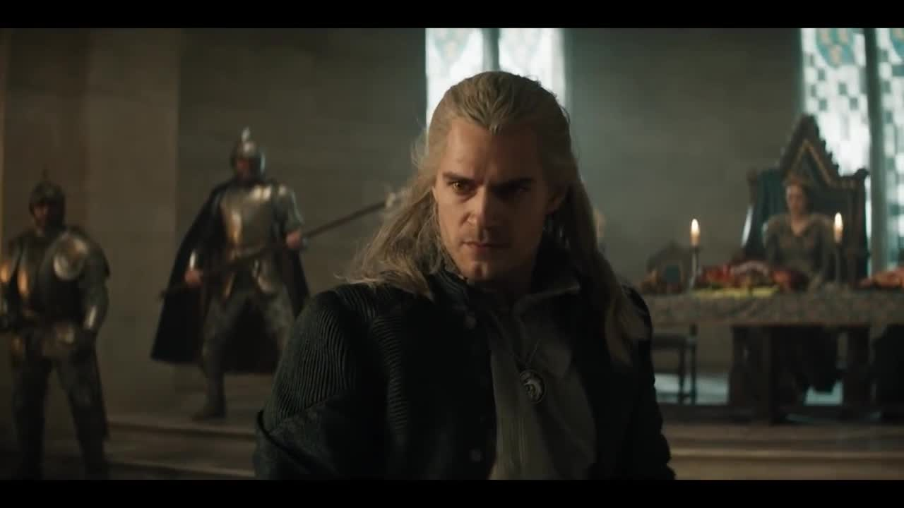 The Witcher - Clip #1 [HD] screen capture