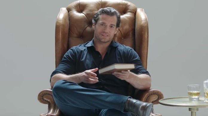 The-Witcher-Henry-Cavill-Reads-The-Last-Wish