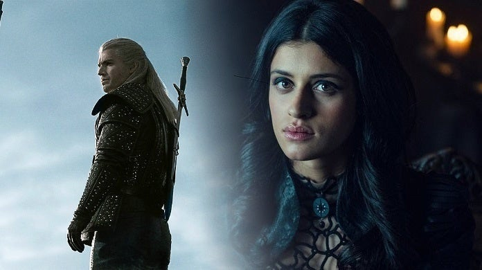The-Witcher-Netflix-Anya-Chalotra-Henry-Cavill-Yennefer-Geralt