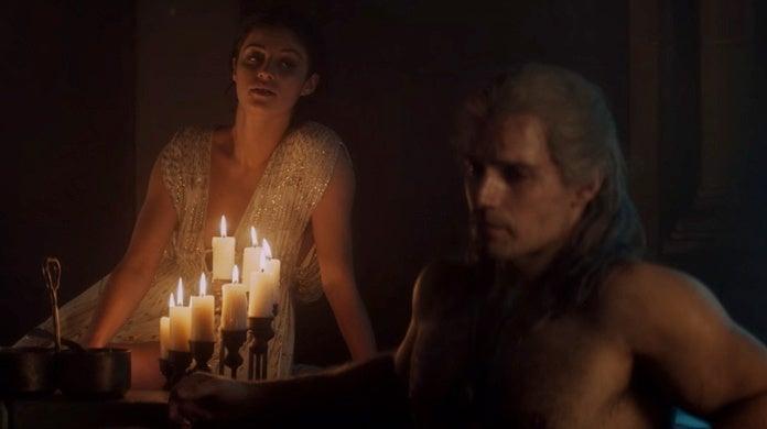 The-Witcher-Yennefer-Geralt-Bath-Tub-Scene-Meme-Anya-Chalotra-Henry-Cavill