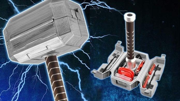 thor-hammer-electronics-tool-kit