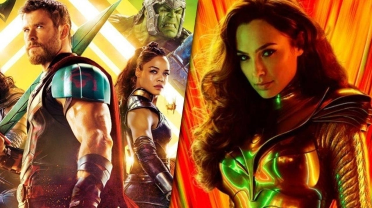 Thor: Ragnarok Trailer Is That Much Better in the Style of Wonder Woman 1984