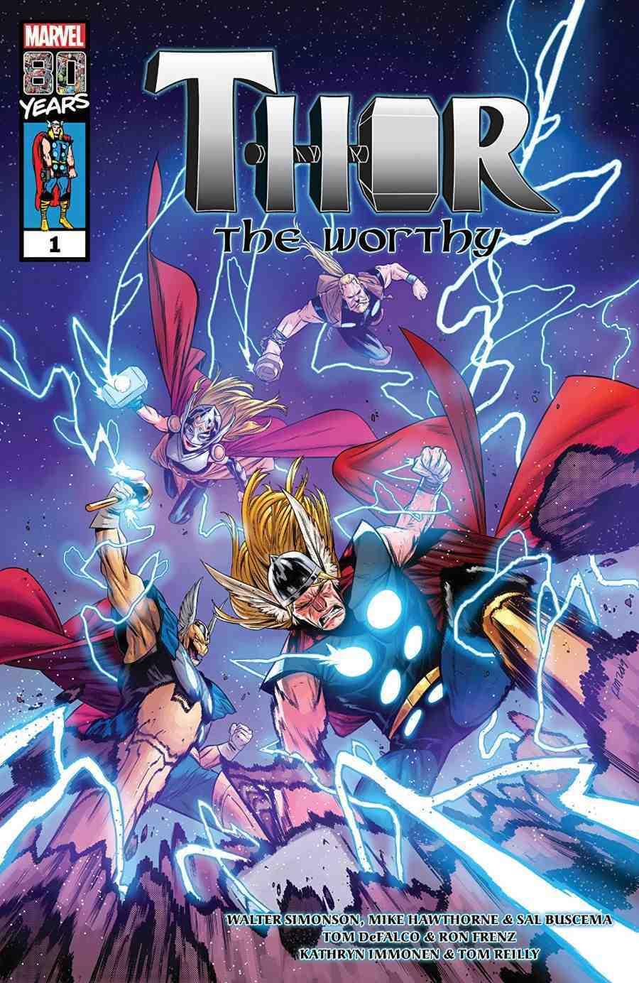 Thor The Worthy #1