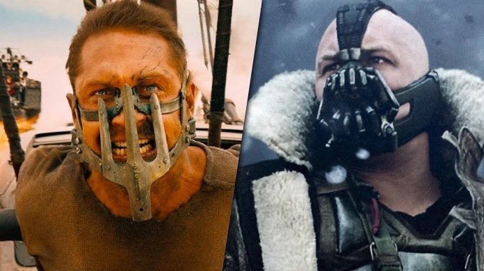 tom hardy mad max bane the dark knight rises mask