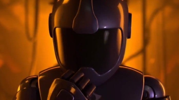 Toonami TOM 6 The Forge