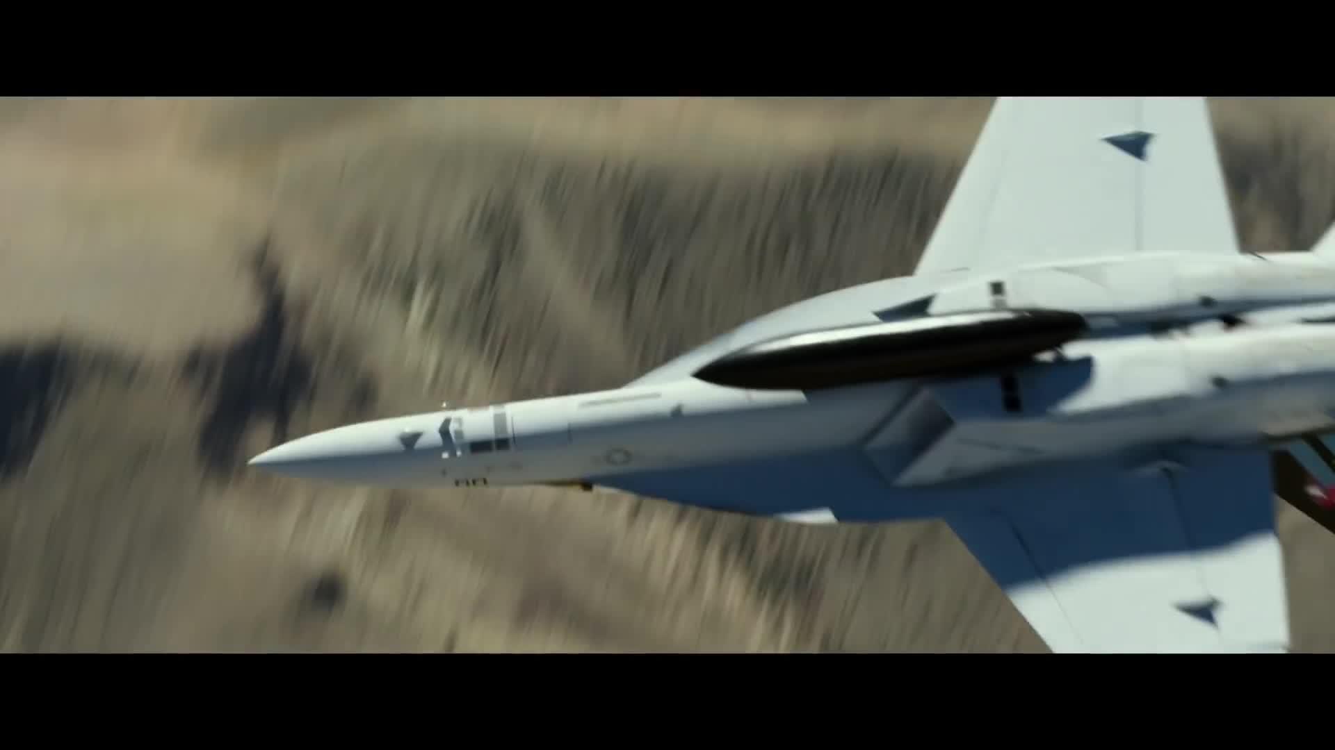 Top Gun: Maverick - Official Trailer #2 [HD] screen capture