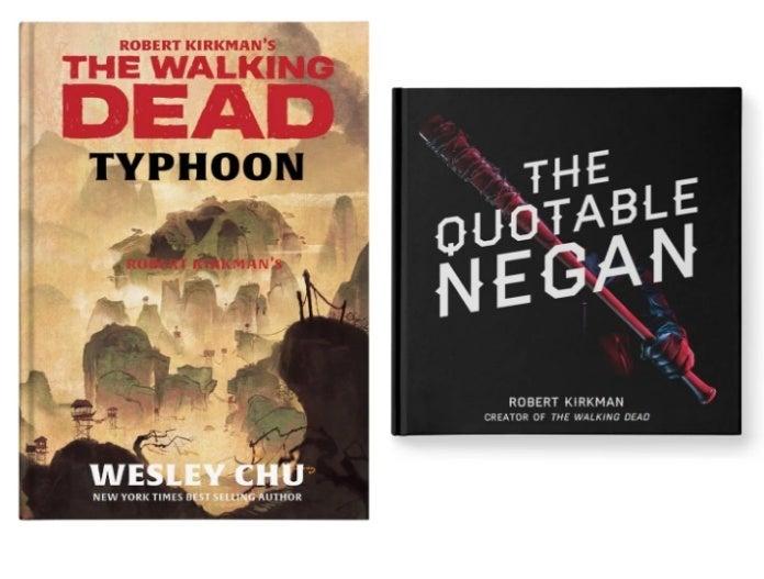 TWD books bundle