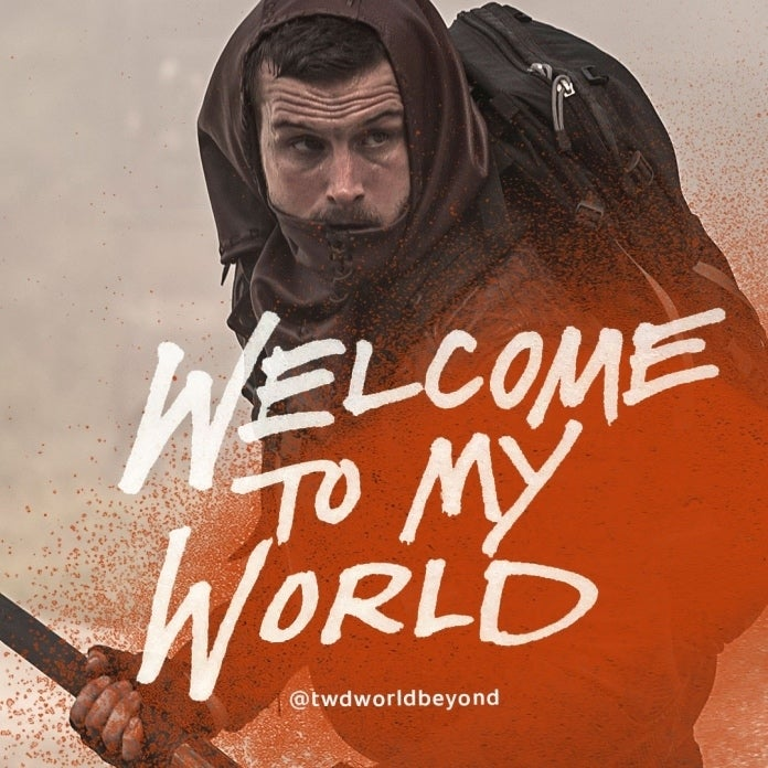 TWD World Beyond Felix
