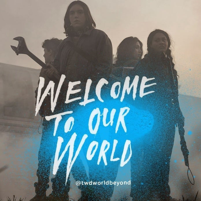 TWD World Beyond group