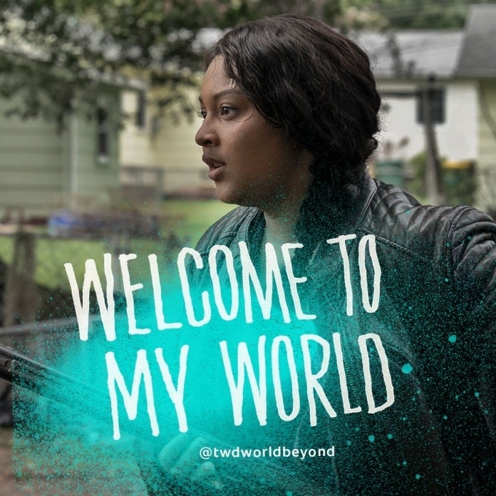 TWD World Beyond Iris