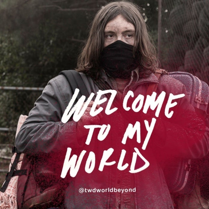 TWD World Beyond Silas