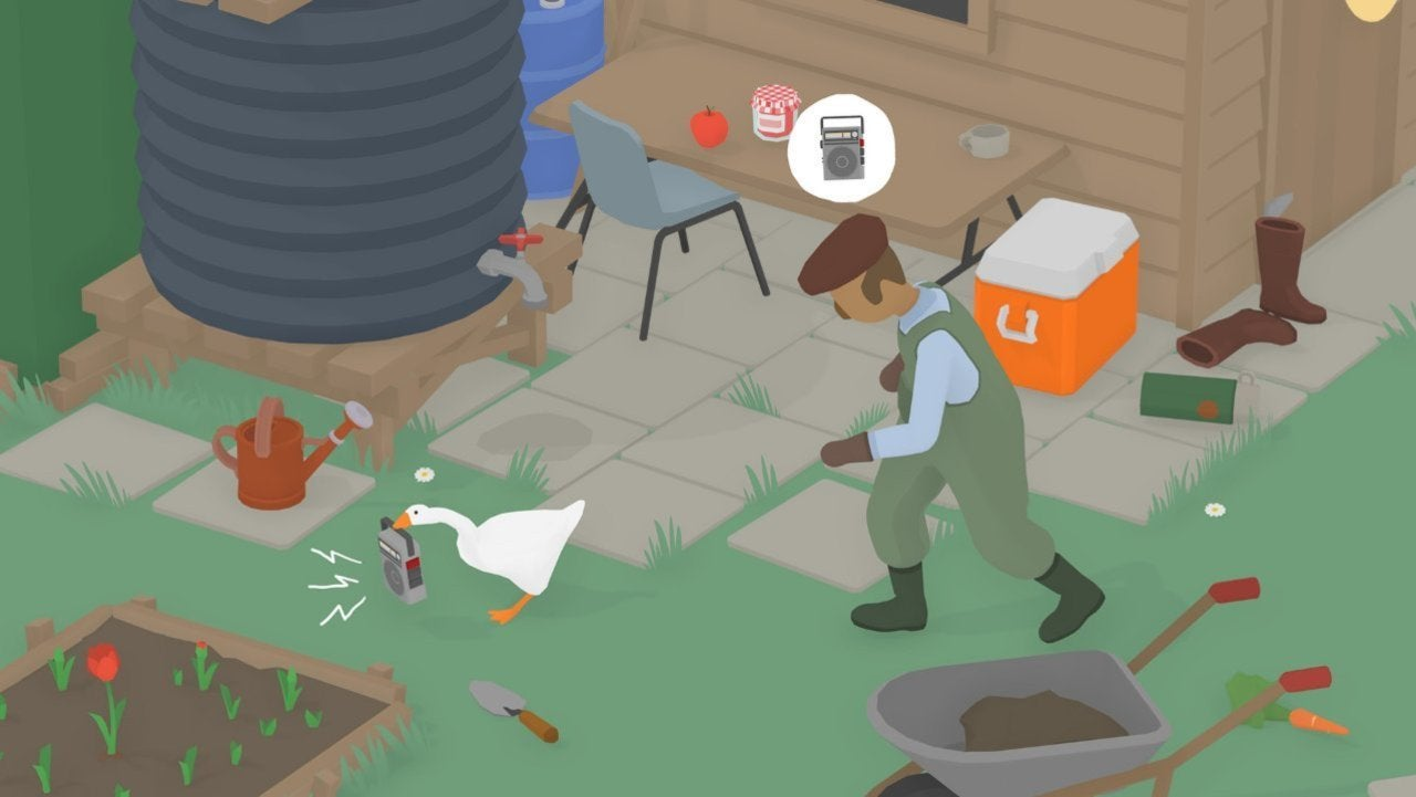 Untitled Goose Game Has Sold Over 1 Million Copies