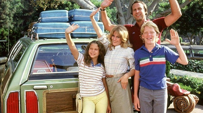 Vacation Movie TV Spinoff The Griswolds HBO Max