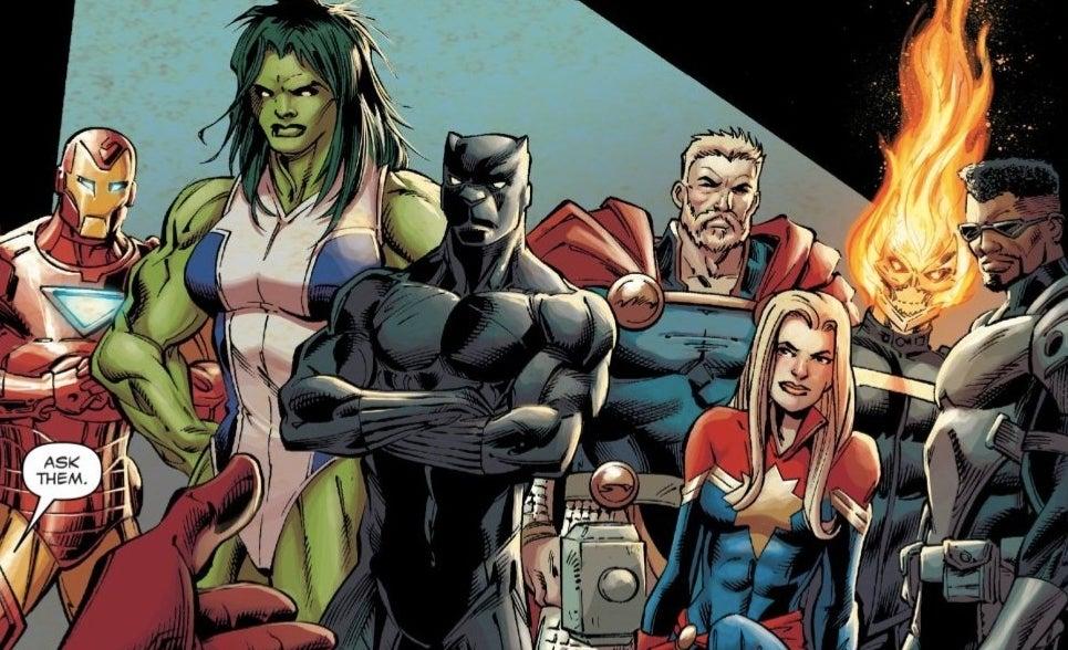 venom 21 avengers