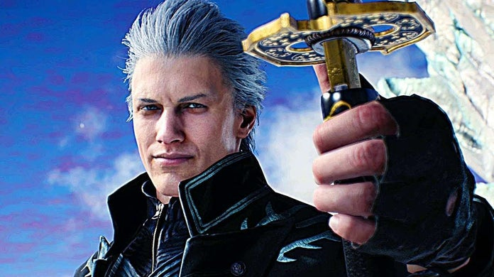 Vergil Devil may Cry