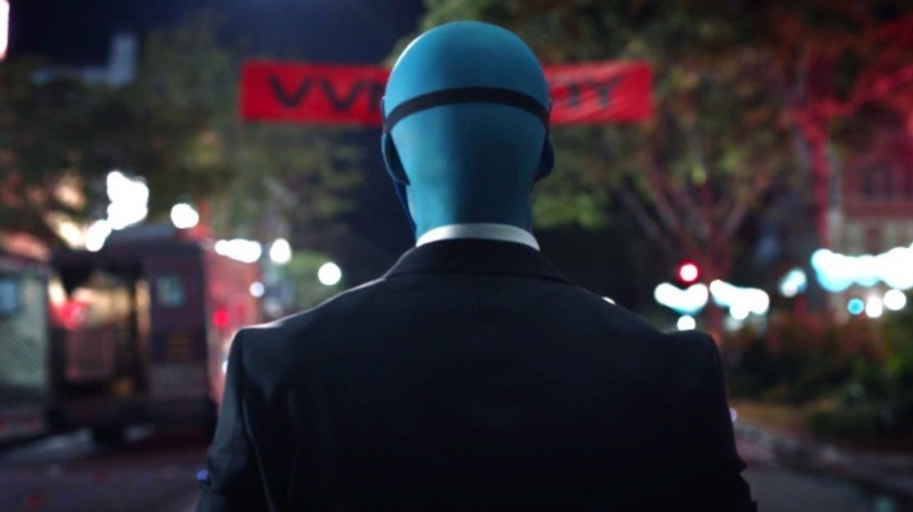 Image result for Watchmen's Big Dr Manhattan Reveal Changes Everything We Thought We Knew