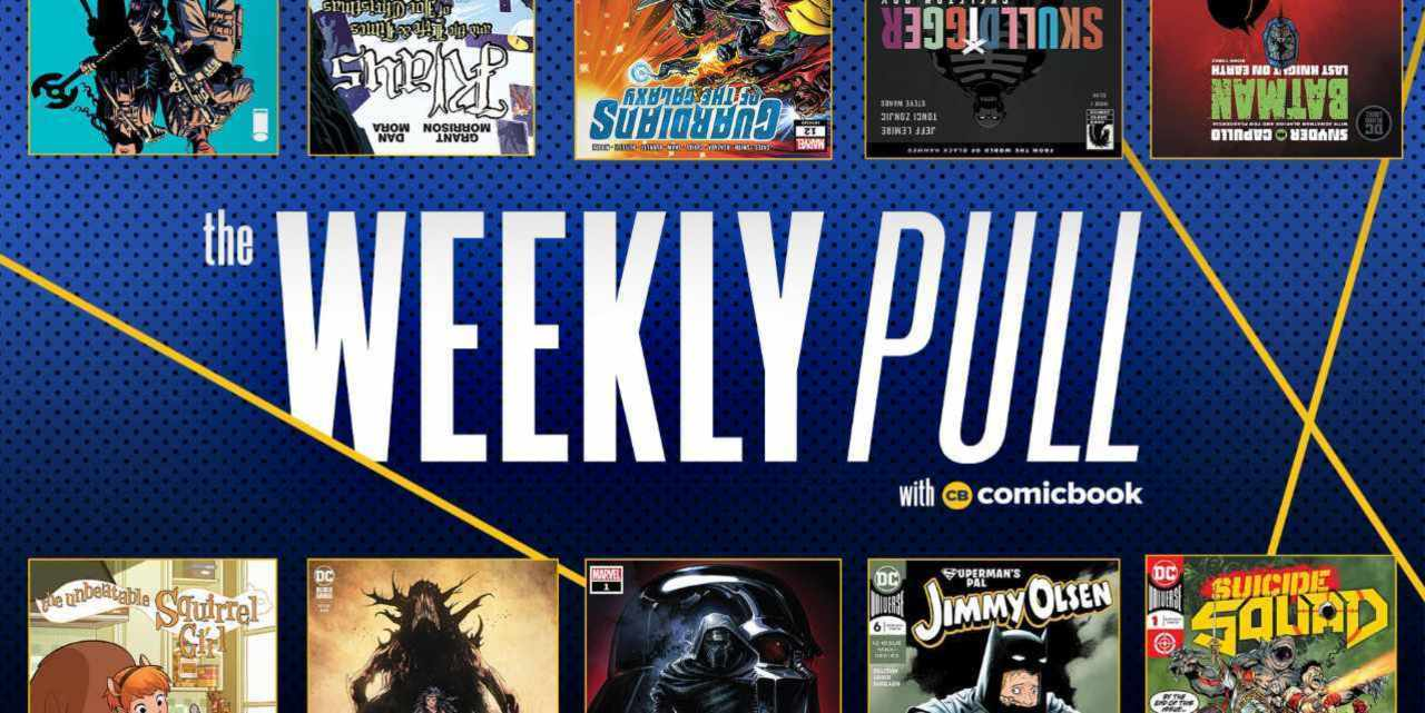 The Weekly Pull Star Wars The Rise Of Kylo Ren Wonder Woman Dead Earth New Klaus And More