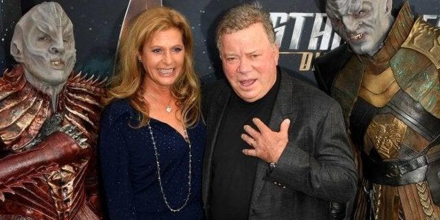Star Trek's William Shatner Files for Divorce