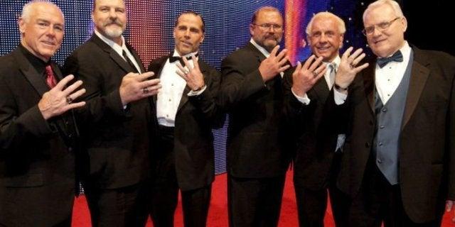 Arn Anderson Picks WWE, AEW Stars for the Modern Day Four Horsemen
