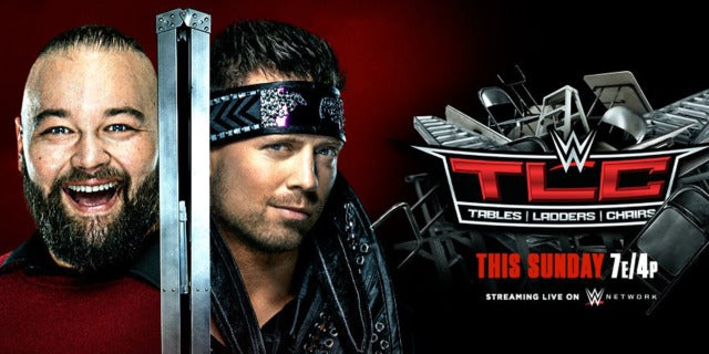 WWE's 2019 TLC Pay-Per-View Preview