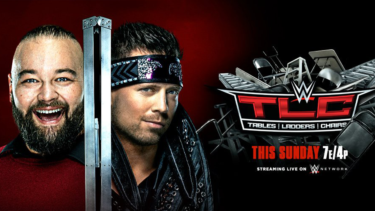 WWE's 2019 TLC Pay-Per-View Preview screen capture