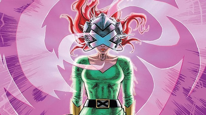 X-Force Jean Grey Cerebro