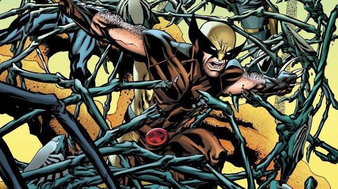 X-Men #3 Venom Island Wolverine