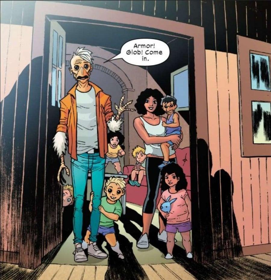 X-Men Beak Angel