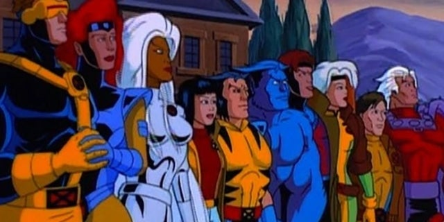 X-Men: The Animated Series Creators Tease New Project Coming Soon