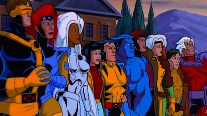xmen animated series