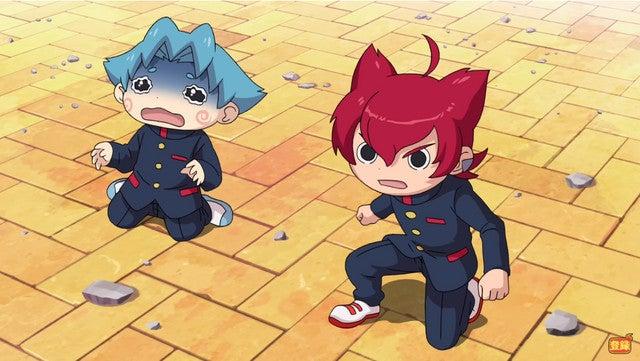 Yo-Kai Watch Academy Y