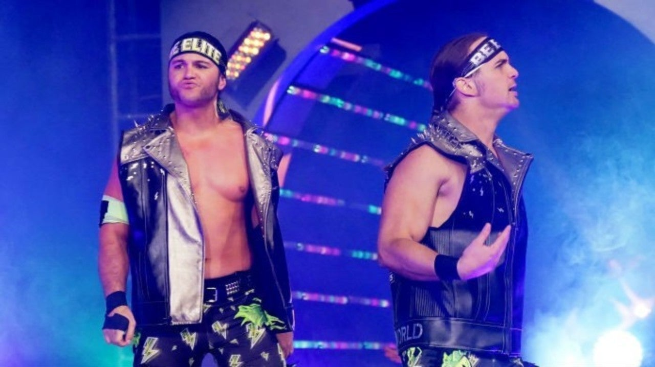 Young Bucks on AEW and NJPW Partnership: 'Nothing's Happening Right Now'