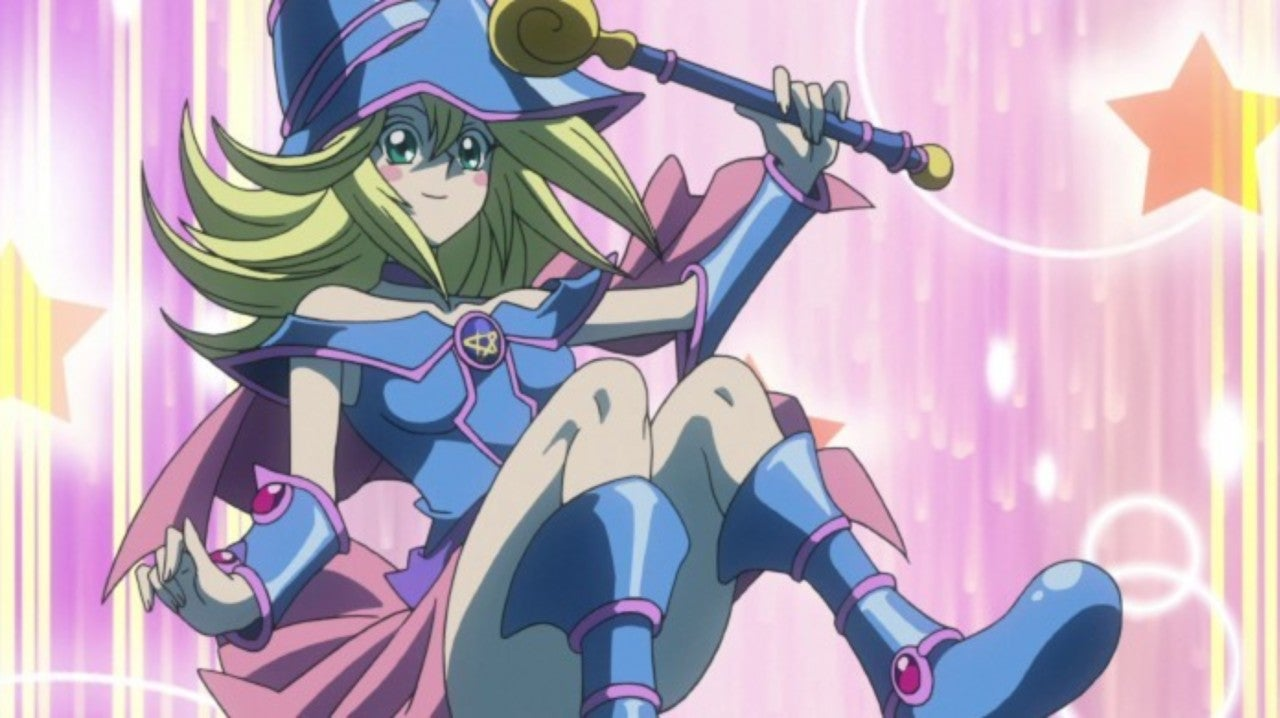 This Christmas Yu-Gi-Oh Cosplay Brings Dark Magician Girl Home for