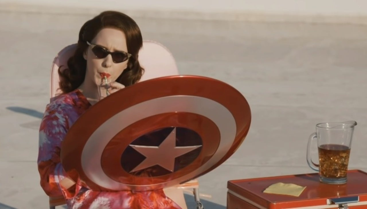 Mrs. Maisel Joins Marvel Cinematic Universe in James Corden Video