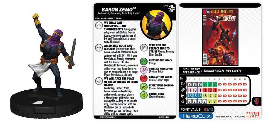 062 Baron Zemo (SR)