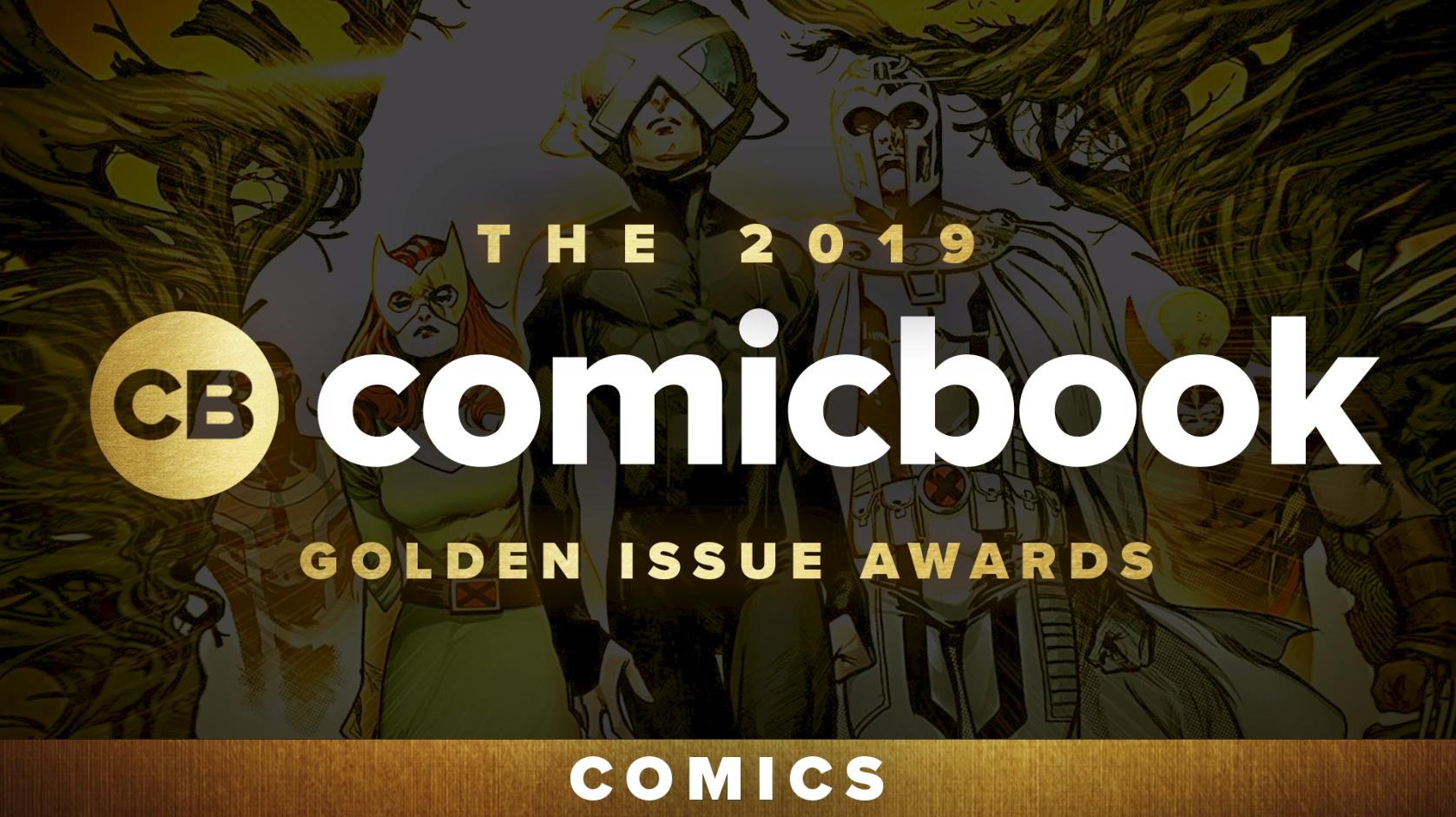 2019 ComicBook Golden Issue Awards - Comics screen capture